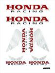 STICKER SPONSORKIT HONDA RACING