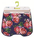 Qibbel stylingset windscherm - Blossom Roses Blue