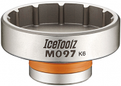 Trapassleutel  IceToolz M097 12 tands