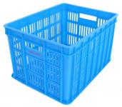 Fietskrat Urban Crate - Medium - 26Liter - Blauw